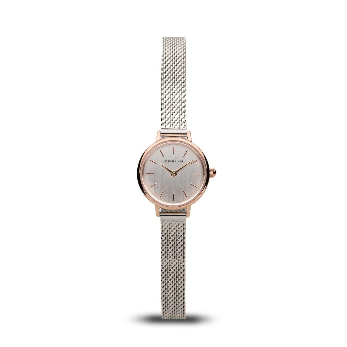 Bering Ladies' Classic Rose Gold Watch