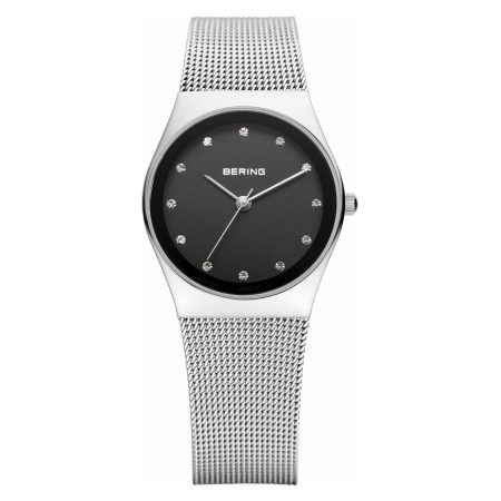 Bering Ladies Classic Polished Silver Watch 12927-002