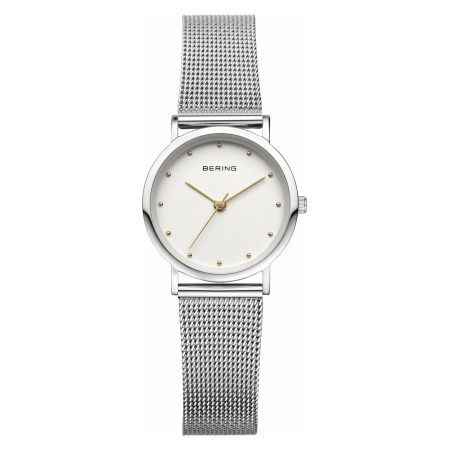 Bering Ladies Classic Polished Silver Watch 13426-001