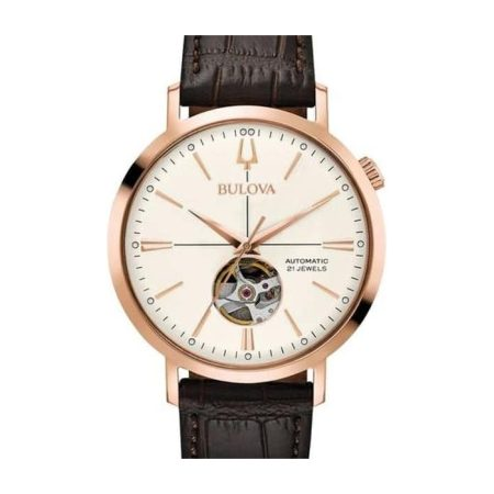 Bulova Mens Classic Automatic Watch 97A136