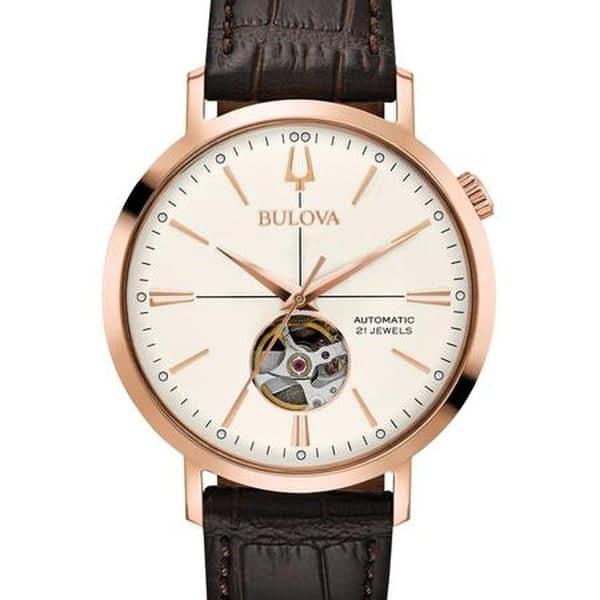 Bulova Mens Classic Automatic Watch 97A136