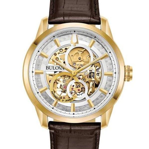 Bulova Mens Classic Sutton Watch 97A138