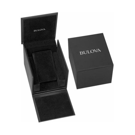 Bulova Watch Packaging