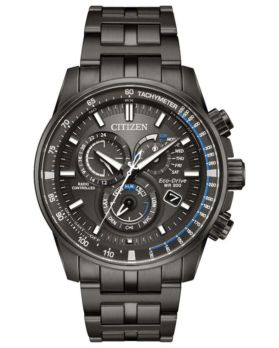 Citizen Men's Perpetual Chronograph Eco-Drive Watch