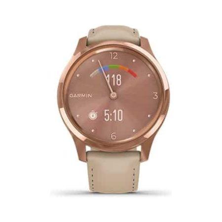 Garmin Vivomove Luxe Bluetooth Watch 010-02241-01 Screen