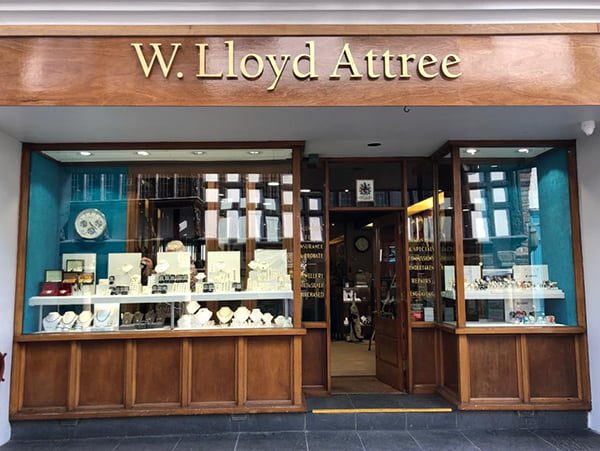 W Lloyd Attree Jewellers