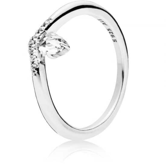 PANDORA Classic Wishbone Ring