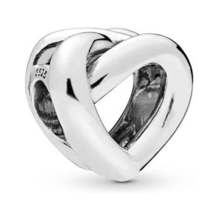PANDORA Knotted Heart Charm