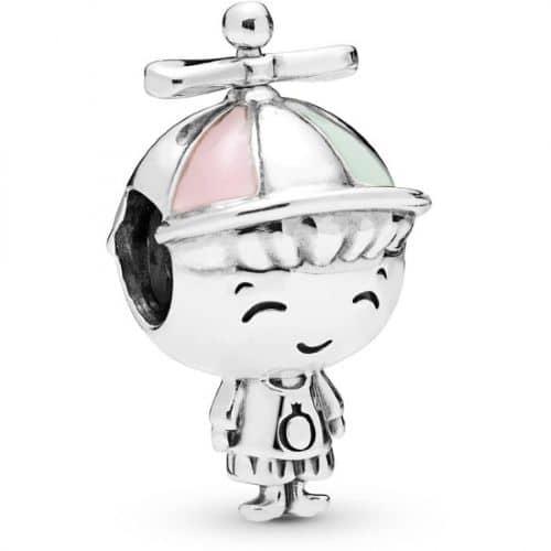 PANDORA Little Boy Charm