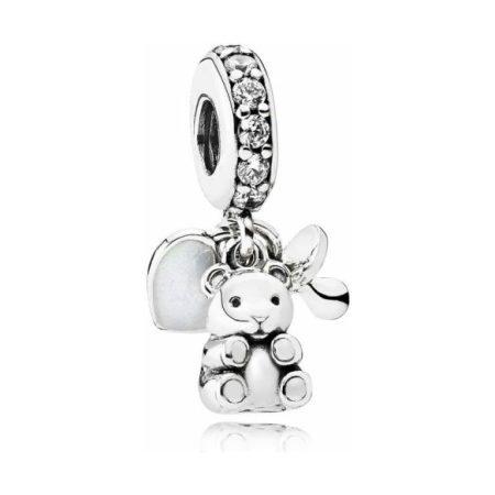 PANDORA Baby Treasures Dangle Charm