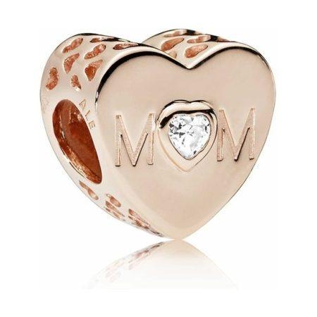 PANDORA Mum Heart Charm
