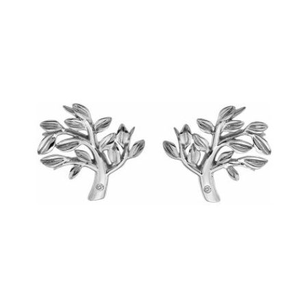Hot Diamonds Passionate Earrings
