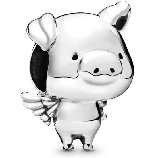PANDORA Pippo The Flying Pig Charm