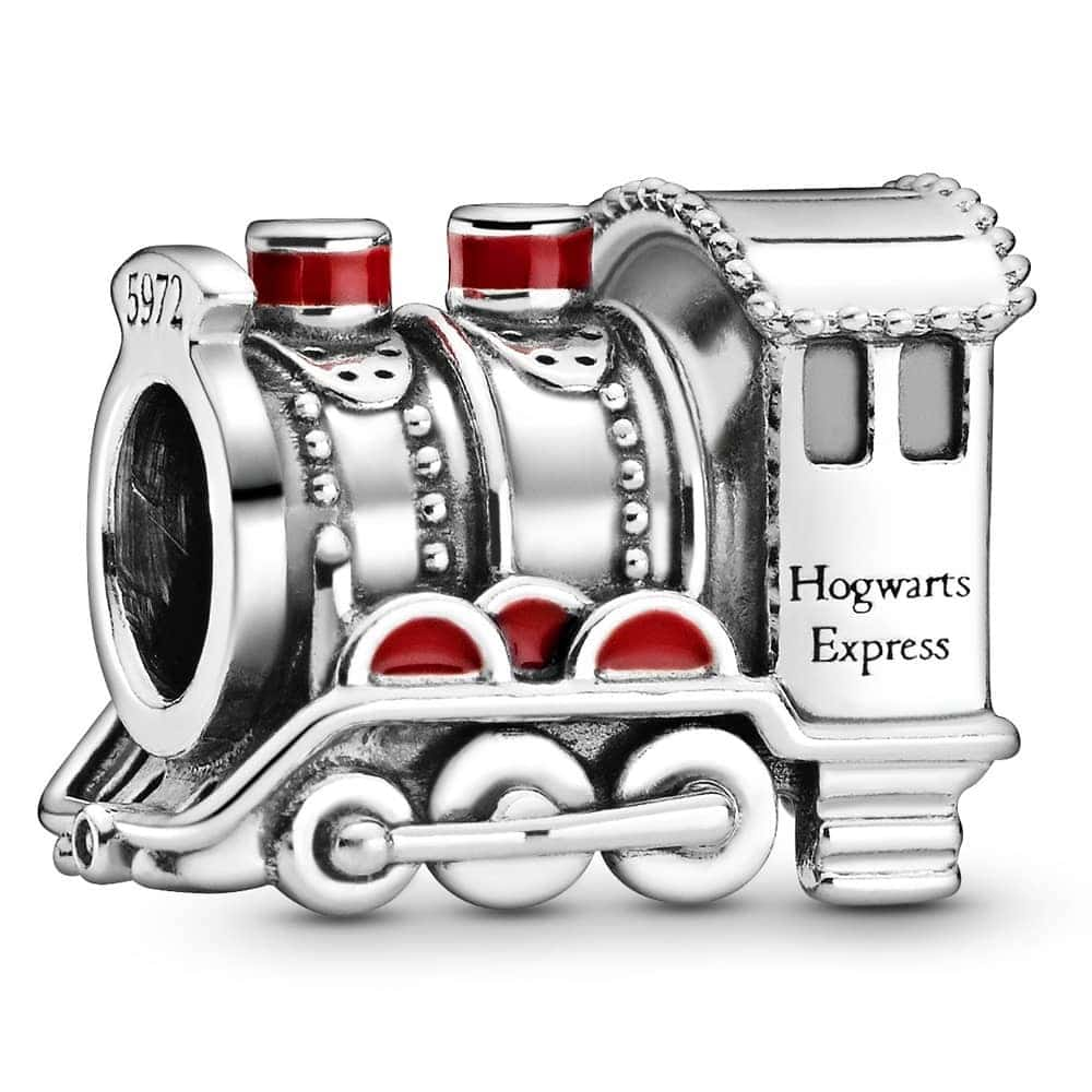 PANDORA Harry Potter Hogwarts Express Train Charm