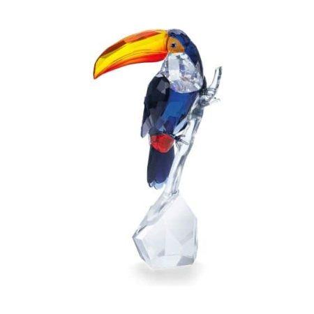 Swarovski Crystal Paradise - Toucan Figurine