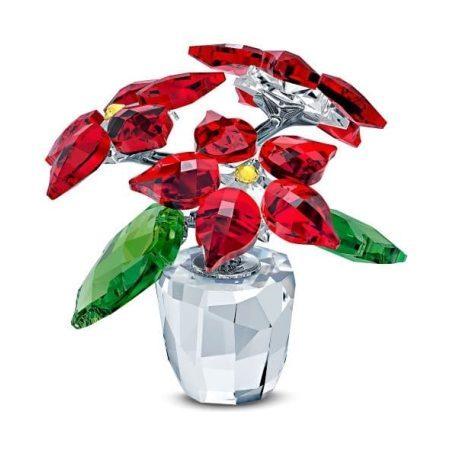 Swarovski Poinsettia Ornament