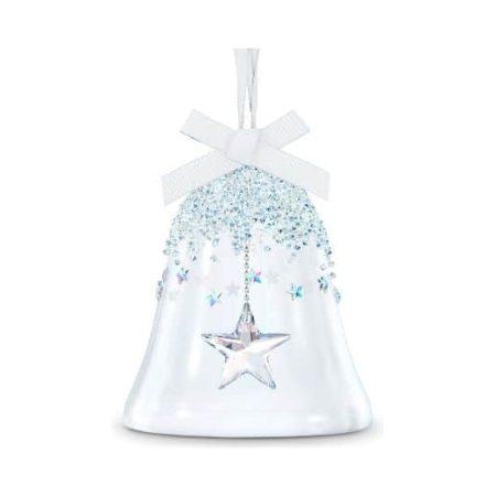 Swarovski Classic Large Star Bell Ornament