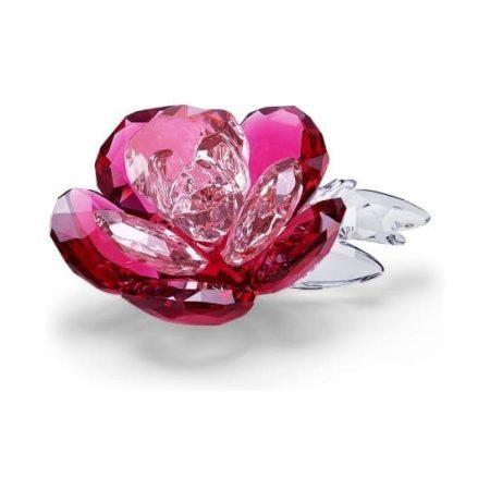 Swarovski Crystal Flowers Peony Ornament
