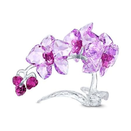 Orchid Ornament by Swarovski Crystal Flowers