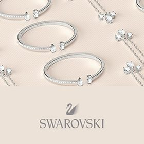 Swarovski Silver