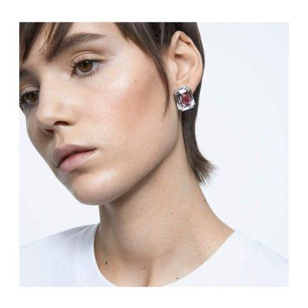 Swarovski Chroma Pink Earrings