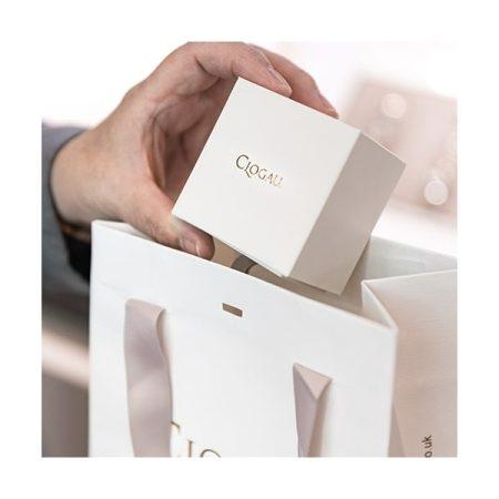 Clogau Awelon Band Ring Packaging
