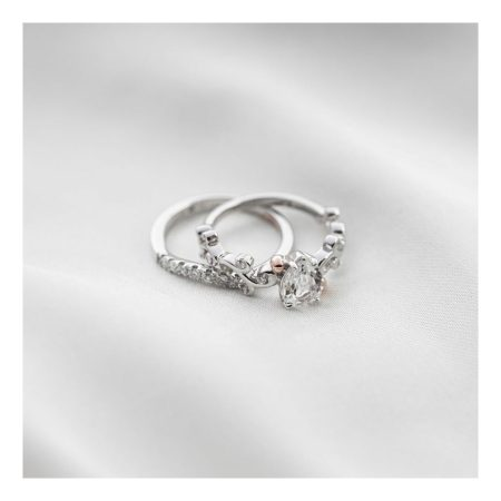Beautifully Silver St Govans Cove Ring