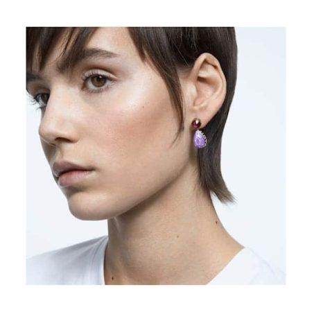 Swarovski Orbita Drop Earrings